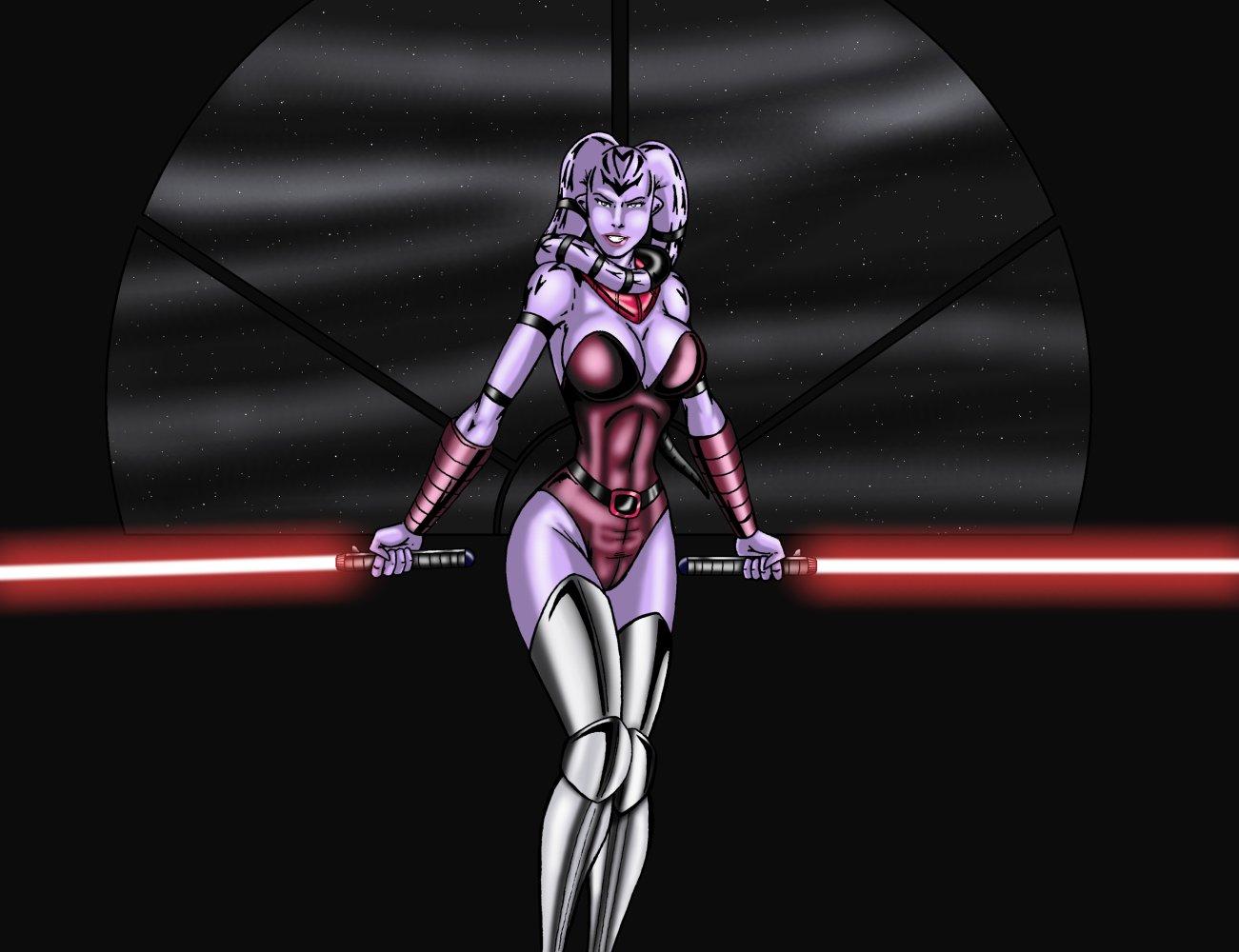 Sexy star wars mods fucking comic